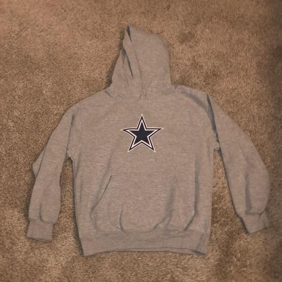 Authentic Dallas Cowboys sweatshirt Other - Gray Cowboys sweatshirt